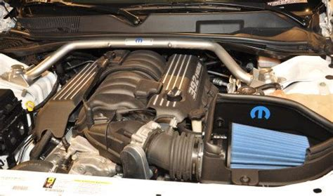 engine bay   dodge challenger srt acr torque news