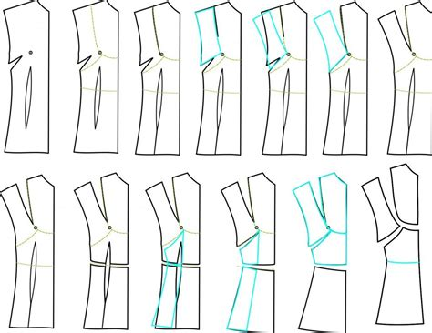 pattern drafting instructions bodice brilliant pattern drafting tutorial to make new styles