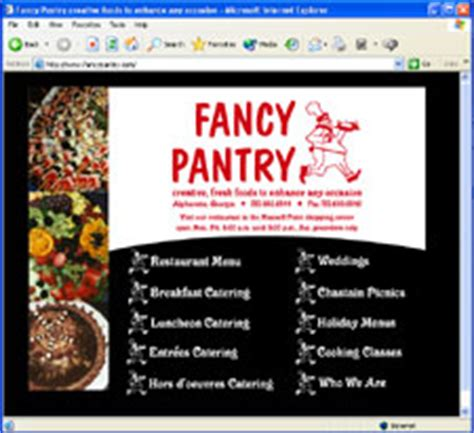 Fancy Pantry by Vehicle Graphics And Custom Signs From In Depth Signs