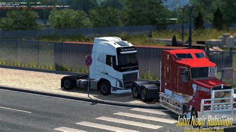 volvo trailer truck simulator 2 volvo fh16 2012 trailer