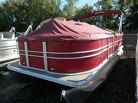 pontoon boat for sale terre haute in sylvan 16 boats for sale