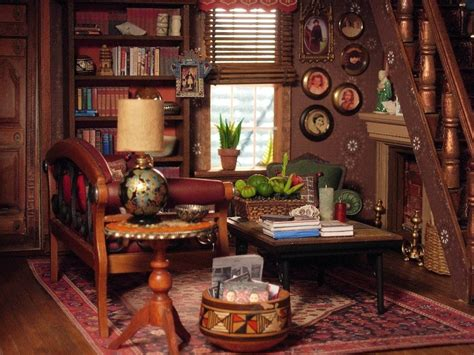 dollhouse living room dollhouse miniature living room littlethings mean a lot