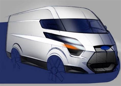 Ford Transit 2020 by 2020 Ford Transit Custom Revealed With New Model Ford