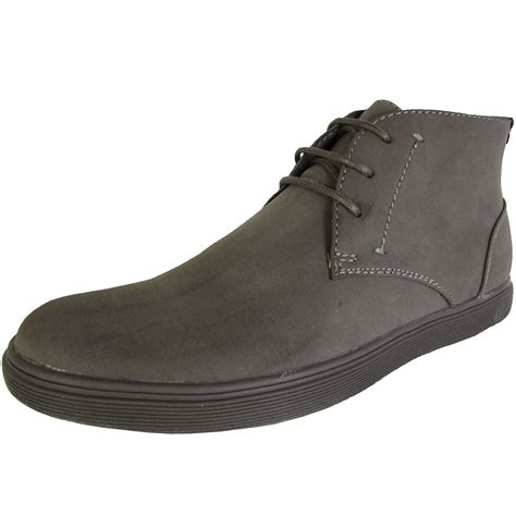 mens rugged shoes madden by steve madden mens m rugged chukka boot sneaker shoes ebay
