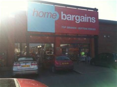 home bargains christchurch retail park christchurch