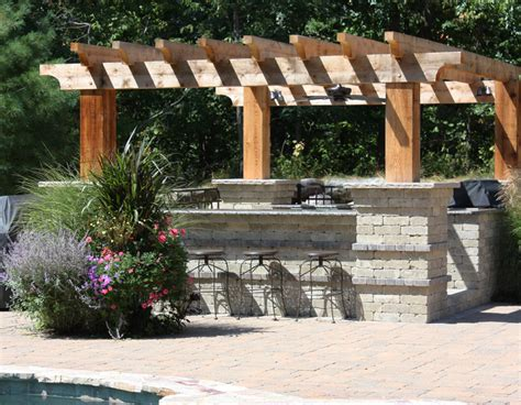 pergola outdoor kitchen pergola design ideas pergola outdoor kitchen outdoor