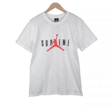 T Shirt Supreme 0 2 White Broy supreme t shirt white