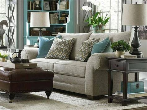 Blue And Neutral Living Room by Neutral Living Room With Light Blue Accents Living Room