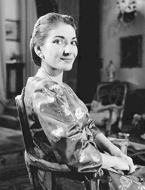 Maria Callas inconsapevole e travolgente messaggera