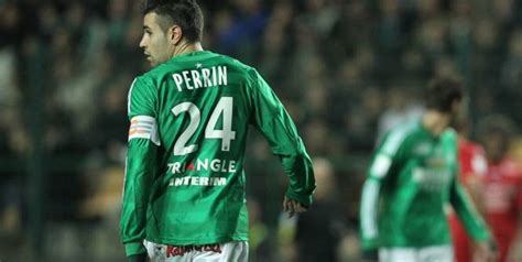 captain rubber st st etienne captain loic perrin confirms contact from