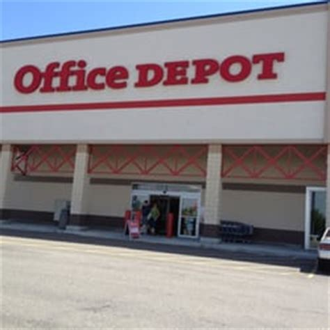 Office Depot Locations Uk Office Depot Office Equipment 6815 W Canal Dr