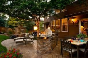 Backyard landscaping parker co photo gallery