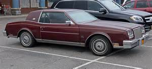 Buick Riviera 1981 20 18 3 May 2014 1981 Buick Riviera Coupe Front Right Jpg