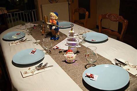 Décoration De Table Réveillon Nouvel An by Deco Table Reveillon Free Un R Veillon Du Nouvel An