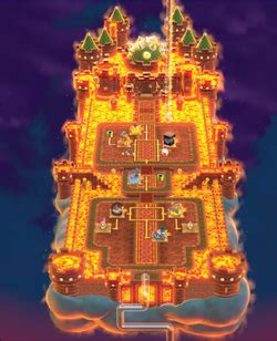 pictures of lava ls castle mario wiki the mario encyclopedia