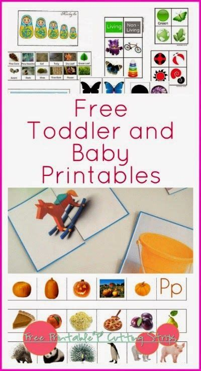 montessori printables for toddlers montessori nature free baby and toddler printables klp