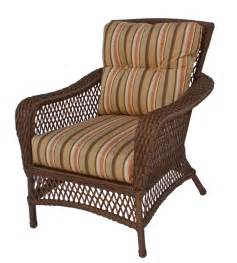Patio Wicker Chair by Wicker Chairs