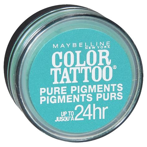 maybelline color tattoo pure pigments maybelline color pigments powder walgreens