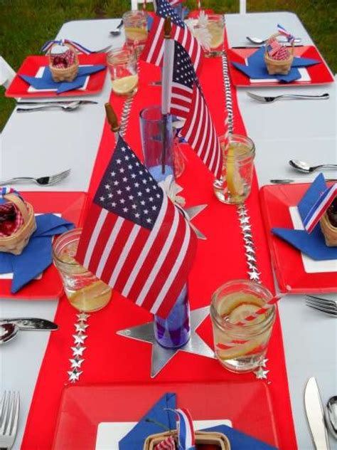 Veterans Day Decoration Ideas by Patriotic 4th Of July Ideas Photo 14 Of 24 Catch