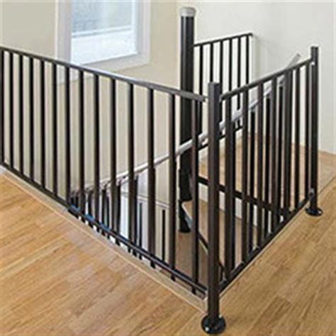 Lowes Banisters And Railings by Shop Stairs Railings At Lowes