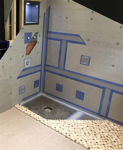 bathroom wet boards 5 reasons to waterproof your bathroom victoriaplum com