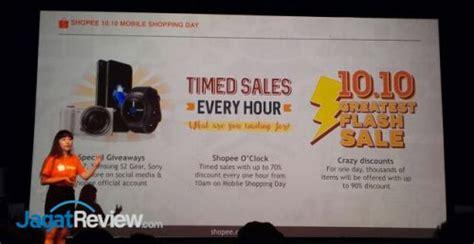 Lu Shopee sukses lewat gratis ongkir shopee gelar mobile shoping day jagat review