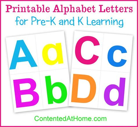 printable alphabet set best 25 printable alphabet letters ideas on pinterest
