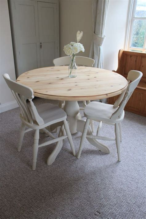 shabby chic dining table my style household ish