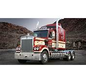 Kenworth Debuted Legend 900 Truck At Brisbane Show