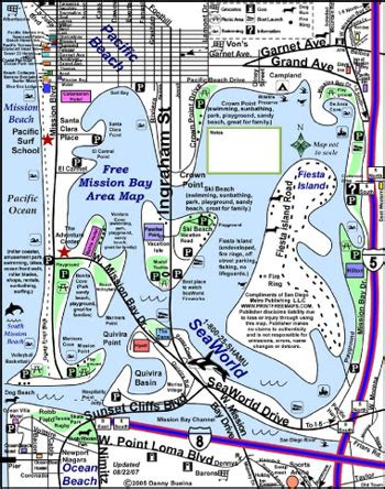 san francisco map mission bay san diego hotels on the pacific terrace hotel
