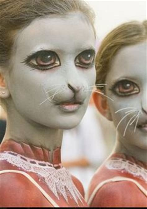 sfx makeup schools 1000 ideas about cat paintings on witch paint wolf costume and