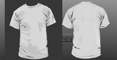 Kaos 3d Real Abstrak t shirt template vector free vector in adobe illustrator