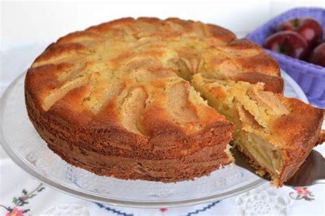le ricette di cucina ricetta torta di mele misya info