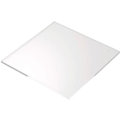 clear plastic sheet for top optix 220 in x 18 in x 24 in clear acrylic sheet
