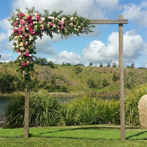 Wedding Arch With Jars by Wedding Ideas Outdoor Wedding Ceremonies In