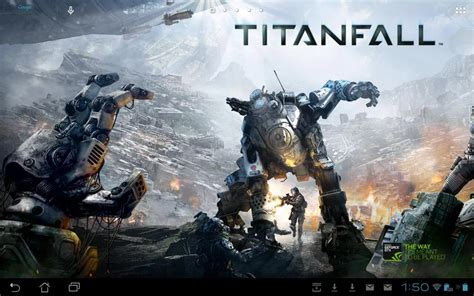 live wallpaper for gamers nvidia releases titanfall live wallpaper