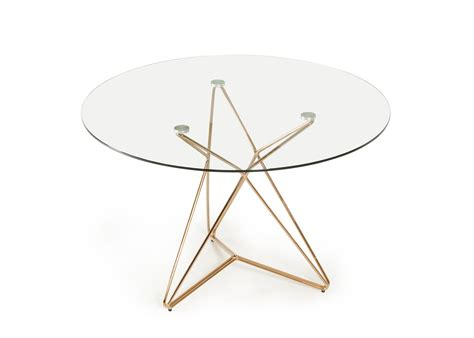 gold and glass dining table symmetry gold glass table modern furniture