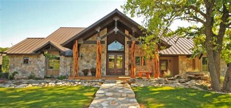 hill country style house plans texas hill country house plans with limestone materials