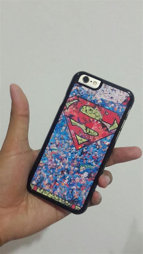 Casing Iphone 44s Karakter Marvel wanna get customized phone casing for only rm20