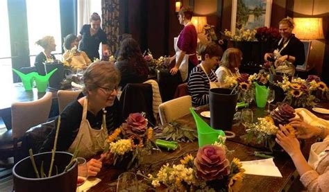 shark tank table s table flower arranging events shark tank products