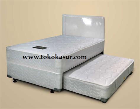 Kasur Sorong Bigland elite serenity 2 in1 toko kasur bed murah
