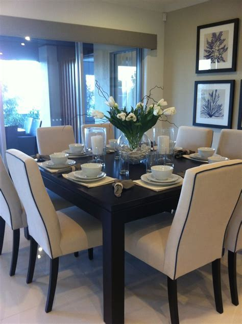 Dining Room: amusing square 8 seat dining table Square