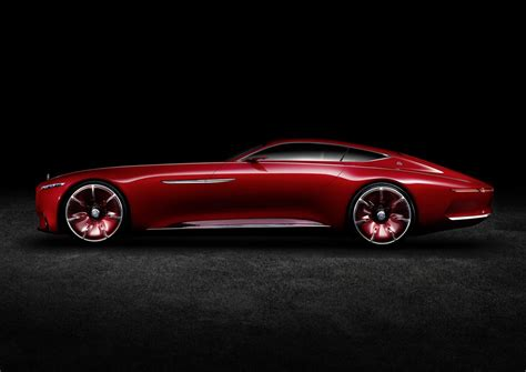 vision mercedes maybach 6 goes official