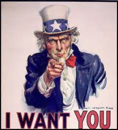 uncle sam wants you doing it downtown