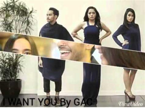 gac i want you music video gac i want you audio youtube