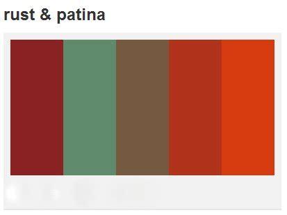 colors that compliment orange terra cotta pennock floral
