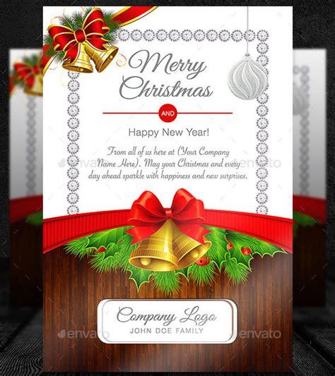 christmas card templates  psd eps vector ai word format