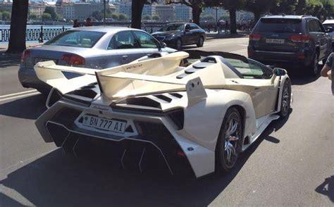replica lamborghini veneno this lamborghini veneno roadster looks like a kit car