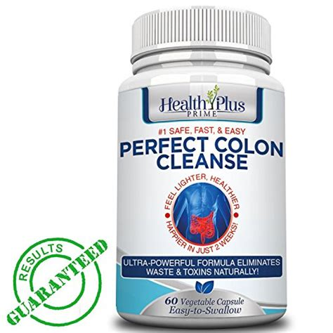 Strong Detox Cleanse by Bodybuilding Supply Store Vitamins Health Plus Prime