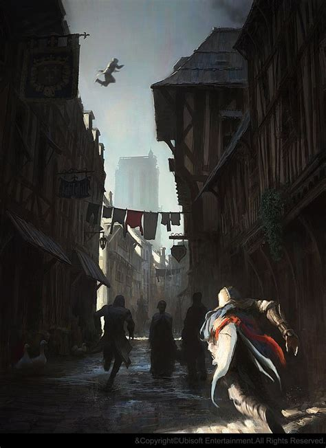 assassin s creed unity s concept art won t get any complaints from us vg247 36 best paris xviii images on assassin s creed